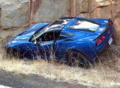 Chevrolet Corvette Stingray разбили еще до начала продаж