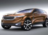Kia Cross GT Сoncept.  Все выше и выше