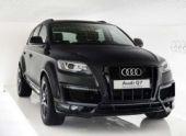 В России открыт прием заказов на «прокаченную» Audi Q7