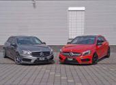 Mercedes-Benz A-Class от Inden Design и Binz