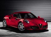 Alfa Romeo 4C. На старт