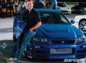 В Германии выставлен на торги Nissan Skyline GT-R R34, участвовавший в съемках «Форсажа»
