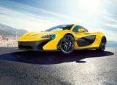 McLaren P1. Продано