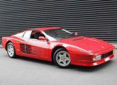 Француз купил Ferrari Testarossa Алена Делона за 171 тысячу евро