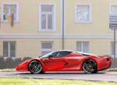 Ferrari F70. До встречи в Женеве