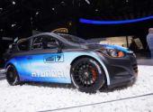 Hyundai представила обновленный i20 для WRC