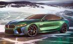 BMW Concept M8 Gran Coupe. Твое роскошное будущее