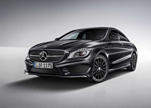 Mercedes-Benz CLA Edition 1