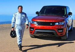 Пол Далленбах, Range Rover Sport, Pikes Peak International Hill Climb (PPIHC)