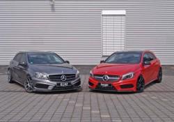 2013 Mercedes-Benz A-class от Binz и Inden Design