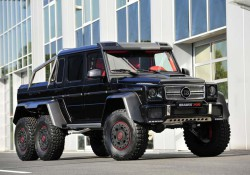 Brabus B63S (Mercedes G63 AMG 6x6)