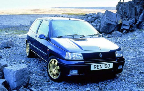 1993 Renault Clio Williams