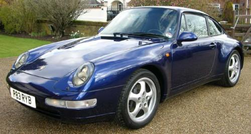 1993 Porsche 911 (933)