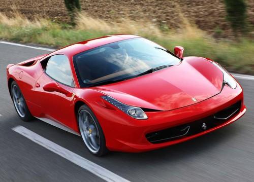 2008 Ferrari 458