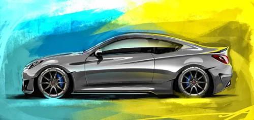 ARK Genesis Coupe Legato