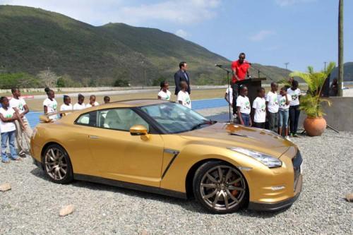 Nissan GT-R Spec Bolt