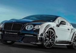 Bentley GTX от Onyx Concept