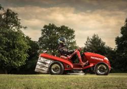 Honda HF 2620 «Mean Mower»