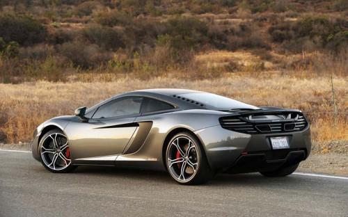 Hennessey McLaren HPE700