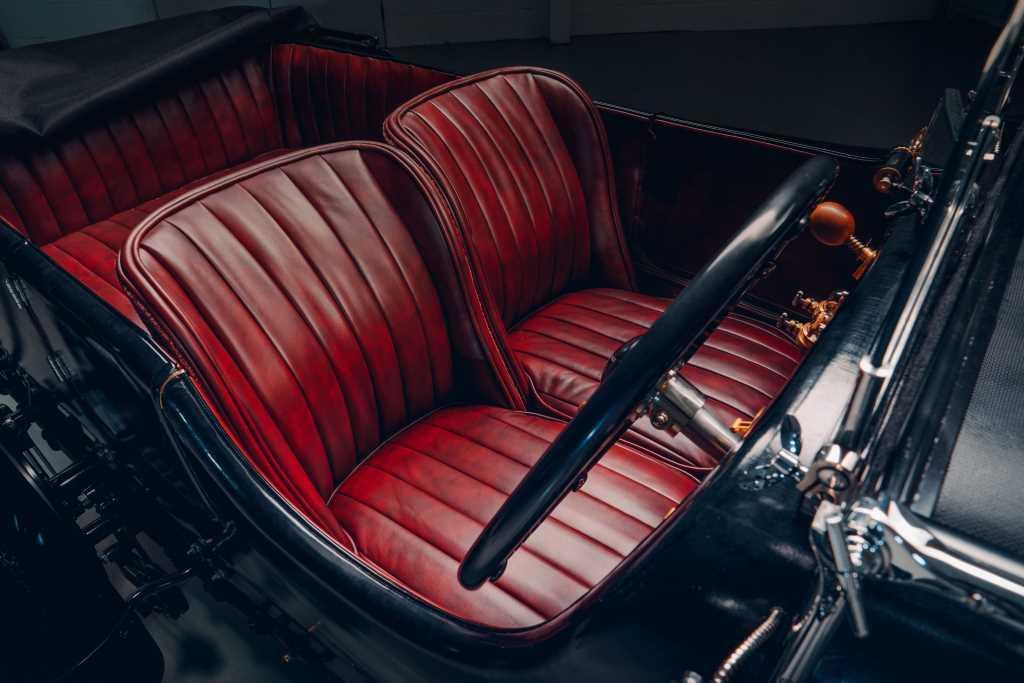 2021 Bentley Blower